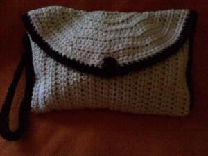 minimalist bag fillled