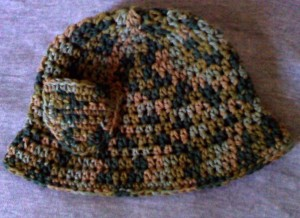 toddler fishermans hat