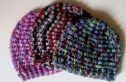 Half Double Crochet Hat 2