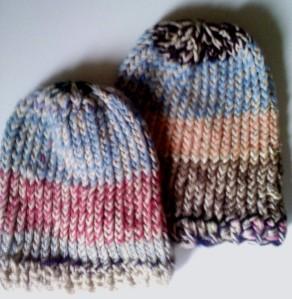 loom scrappy hats