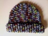 Single Crochet Baby Hat