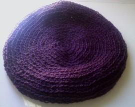 soft beret flat