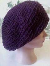 soft beret side
