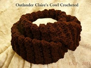 Outlander Clair Cowl pic