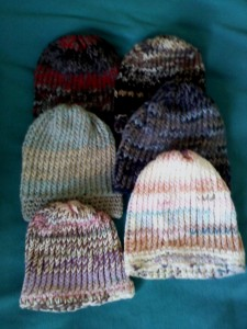 JIT Loom Scrappy Hats