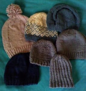 jit wool knit hats