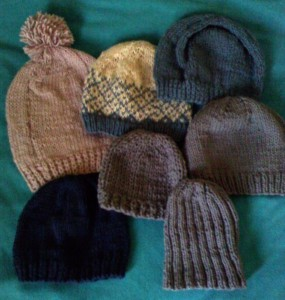 jit wool knit hats