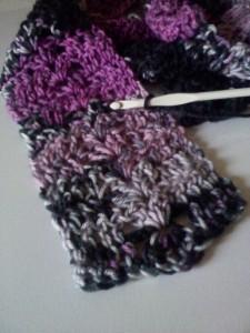 comfort scarf k-hook